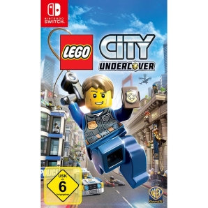 Lego City Undercover, Nintendo Switch