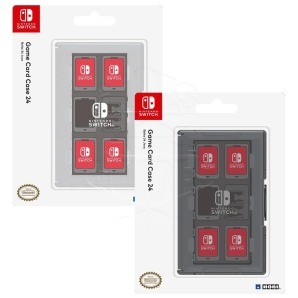 Nintendo Switch Game Card Case 24 Schutzhülle