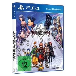 Kingdom Hearts HD 2.8 Final Chapter Prologue, Sony PS4