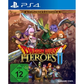 Dragon Quest Heroes 2, Sony PS4