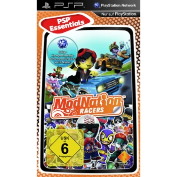 ModNation Racers (Essentials), Sony PSP