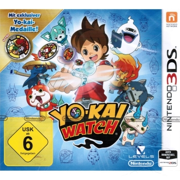YO-KAI Watch, Special Edition inkl. Medaille, 3DS