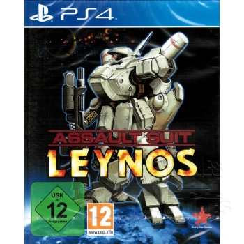Assault Suit Leynos, Sony PS4