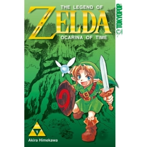 Legend of Zelda Manga, Ocarina of Time, Band 1