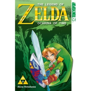Legend of Zelda Manga, Ocarina of Time, Band 2