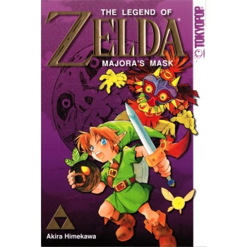 Legend of Zelda Manga, Majoras Mask