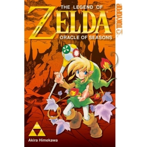 Legend of Zelda Manga, Oracle of Seasons