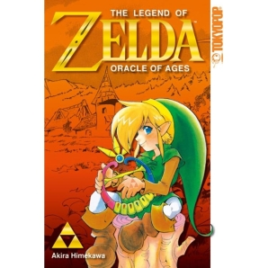 Legend of Zelda Manga, Oracle of Ages