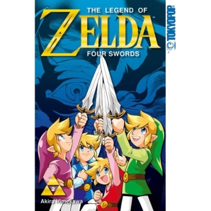Legend of Zelda Manga, Four Swords, Band 2