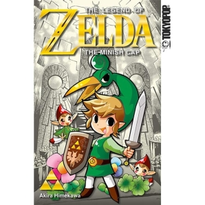 Legend of Zelda Manga, The Minish Cap
