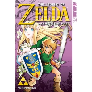 Legend of Zelda Manga, A link to the Past
