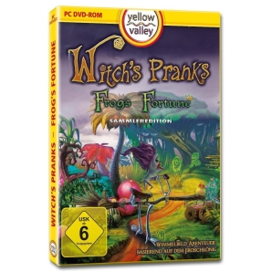 Witchs Pranks - Frogs Fortune, PC