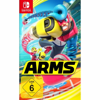 Arms, Nintendo Switch