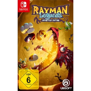 Rayman Legends - Definitve Edtion, Nintendo Switch