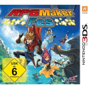 RPG Maker Fes, 3DS