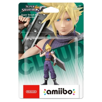 Nintendo amiibo Super Smash Bros Figur CLOUD