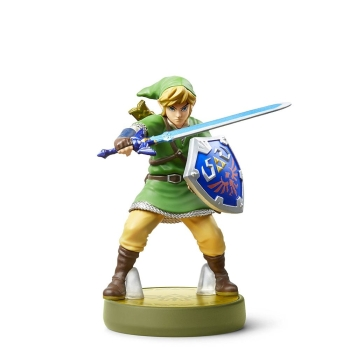Nintendo amiibo The Legend of Zelda Kollektion LINK (Skyward Sword)