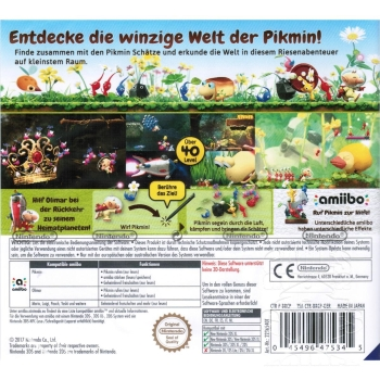 Hey! Pikmin, 3DS