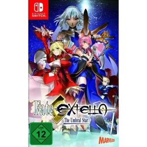 Fate/EXTELLA: The Umbral Star, Nintendo Switch