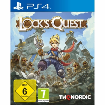 Lock´s Quest, Sony PS4