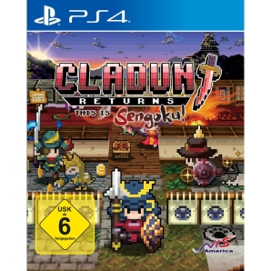 Cladun Returns: This is Sengoku!, Sony PS4