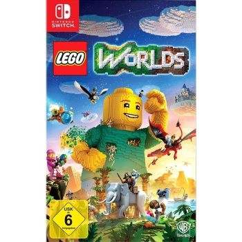 Lego Worlds, Nintendo Switch
