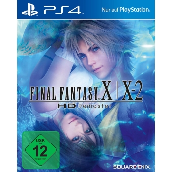 Final Fantasy X / X-2 HD Remaster, Sony PS4
