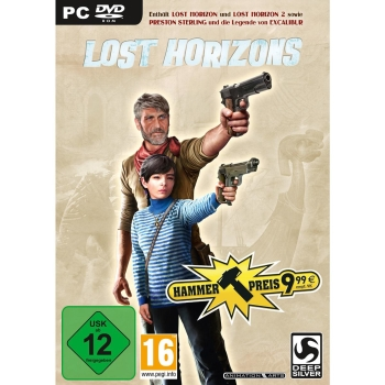 Lost Horizons, PC
