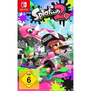 Splatoon 2, Nintendo Switch