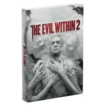 The Evil Within 2, Engl. Lösungsbuch / Collectors Edition Guide