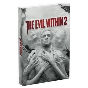 The Evil Within 2, Engl. Lösungsbuch / Collectors Edition...