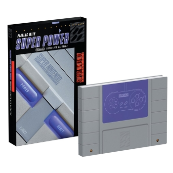 Playing With Super Power: SNES Classics, Engl. Lösungsbuch / Collectors Guide