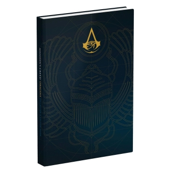 Assassins Creed Origins, Engl. Lösungsbuch / Collectors Guide