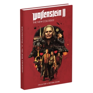 Wolfenstein II - The New Colossus, Engl. Lösungsbuch /...