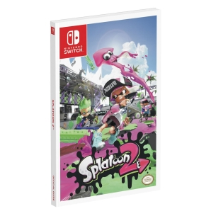 Splatoon 2, Engl. Lösungsbuch / Official Game Guide