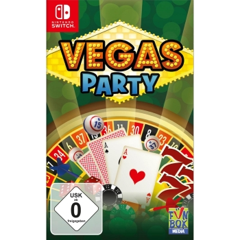 Vegas Party, Nintendo Switch