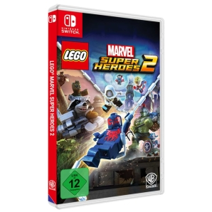 Lego Marvel Super Heroes 2, Nintendo Switch
