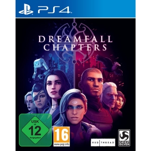 Dreamfall Chapters, Sony PS4