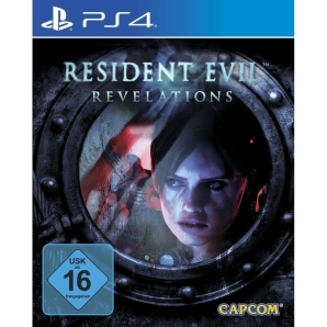 Resident Evil Revelations, Sony PS4