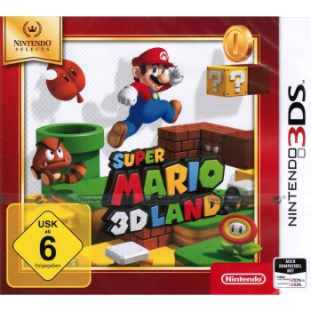 Super Mario 3D Land, 3DS