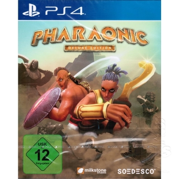 Pharaonic - Deluxe Edition, Sony PS4