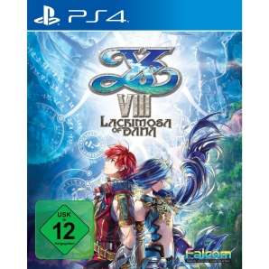 Ys VIII: Lacrimosa of DANA, Sony PS4