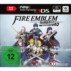 Fire Emblem Warriors, New 3DS