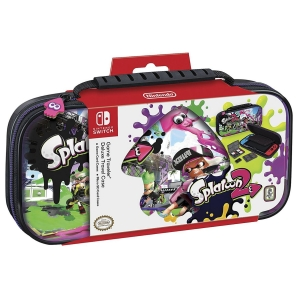 BigBen Nintendo Switch Splatoon 2 Tasche Travel Case NNS51