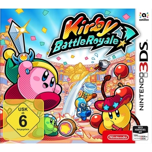 Kirby Battle Royale, 3DS