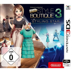 New Style Boutique 3 - Styling Star, 3DS
