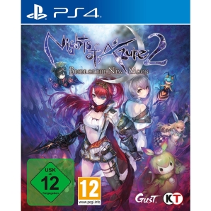Nights of Azure 2: Bride of The New Moon, Sony PS4