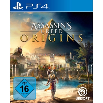 Assassins Creed Origins, Sony PS4