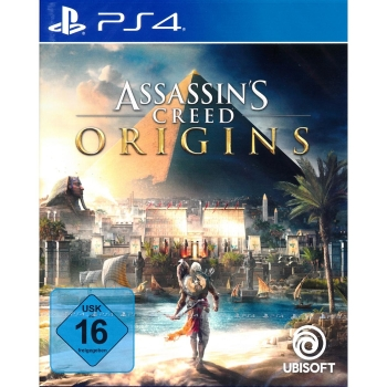 Assassins Creed Origins, Spiel (Standard), PS4