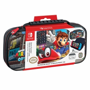 BigBen Nintendo Switch Super Mario Odyssey Tasche Travel...